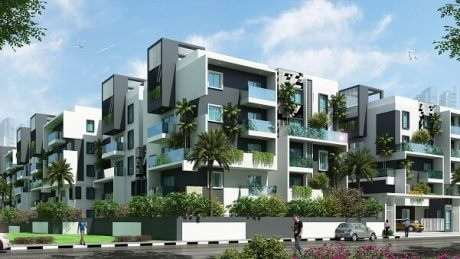 Ortus Hebbal front view
